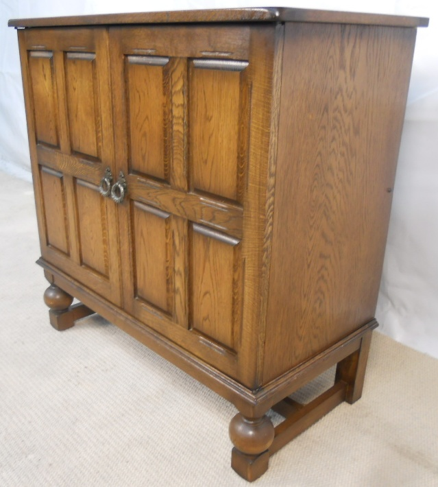 Antique Style Reproduction TV Cabinet Cupboard - SOLD - Style Reproduction TV Cabinet Cupboard - SOLD